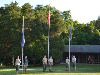 Chester County Council Special Needs Camporee